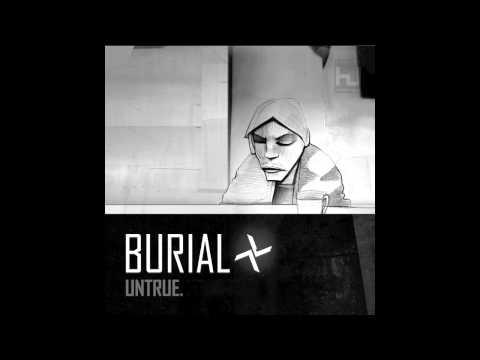 Burial: Untrue Hyperdub 2007
