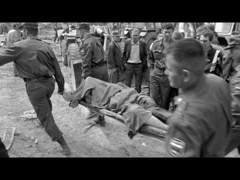 8.09.1999. Взрыв жилого дома в Москве, ул.Гурьянова, 19, теракты в России