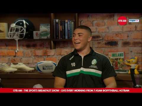Meet Ronan Michael - Ireland's new Rugby League prodigy
