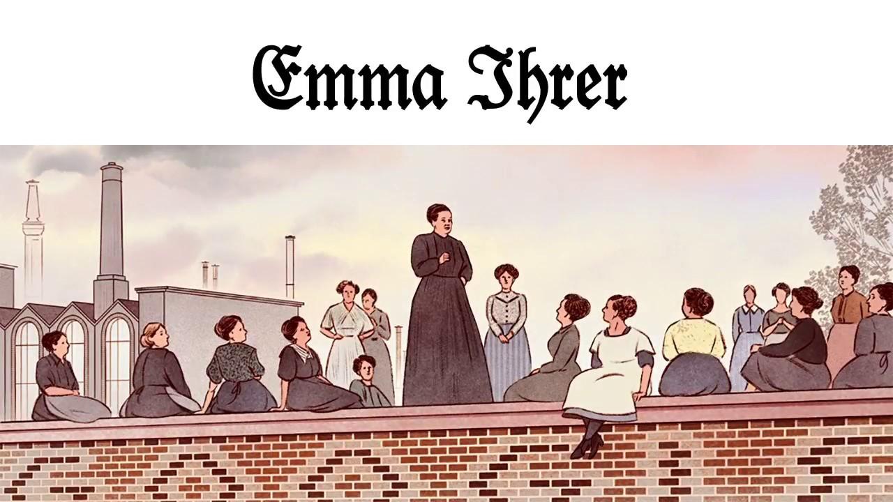 Emma Ihrer (Google Doodle)