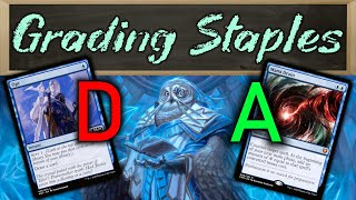Grading Blue Commander Staples of EDHREC | Which Blue Staples are Worth Playing?