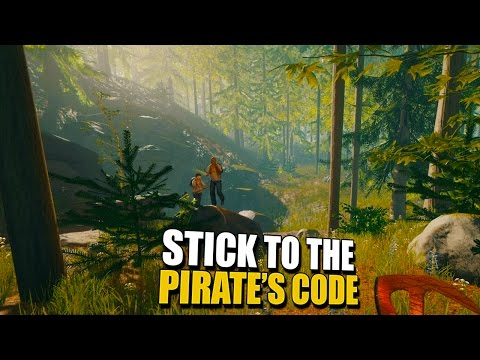 STICK TO THE CODE (The Forest Tribal Warfare) #2