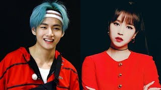 BTS V Exposes Skin Condition, TWICE Without Mina