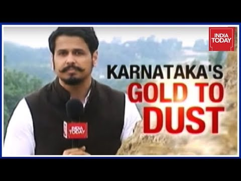 Karnataka's Gold To Dust: Full Election Coverage   Ground Report