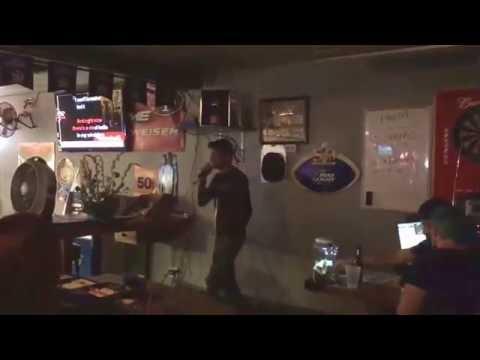 Oasis Karaoke - GeNeViEVE ft Sunil Love The Way You Lie - Part I