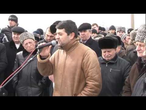 Чеченцам Дагестана надоел