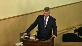 Леонид Гальченко Проповедь о языке