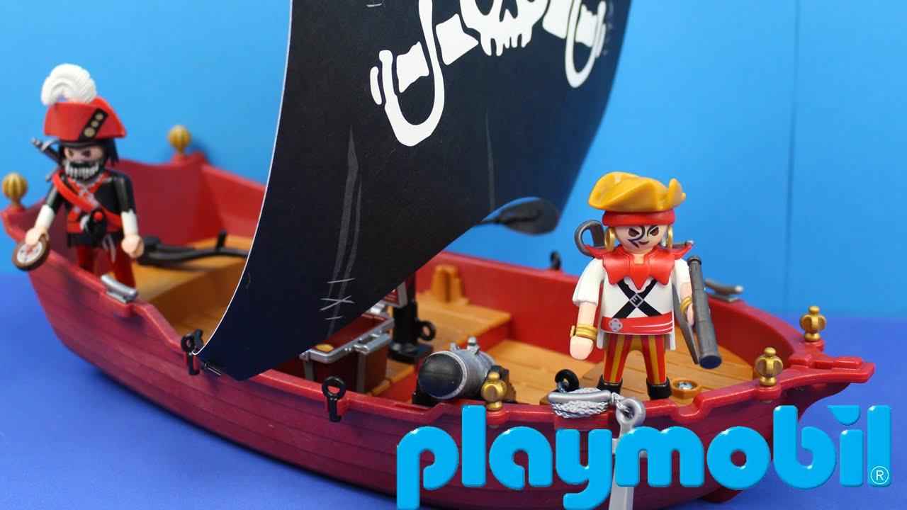 Barco pirata de Playmobil  16154d0926f