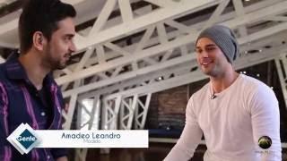 Amadeo Leandro entrevista para MultiTV com Thiago Nassif -- 1 de 2