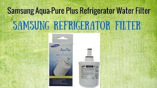 Samsung Refrigerator Filter