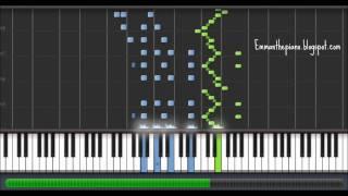 (How to Play) Rimsky-Korsakov - The Flight of The Bumblebee on Piano (50%)