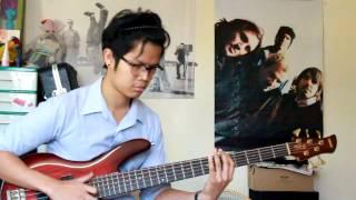 ราตรีร้อนรัก Bass Cover by ShittymaN
