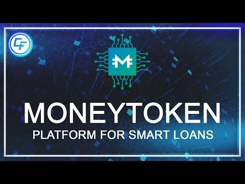 MoneyToken - platform for smart loans