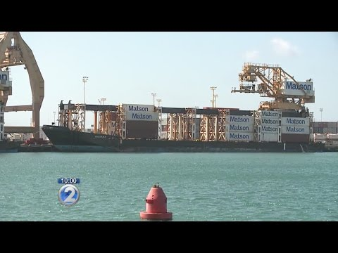 Hawaii indirectly affected by continued suspensions at West Coast ports