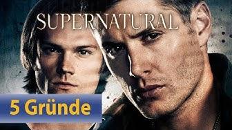 Darum müsst ihr Supernatural gucken! | 5 Gründe