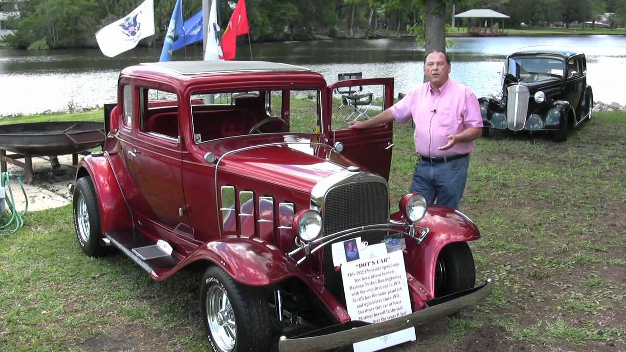 small resolution of  32 chevy custom sport coupe with a 327 v8 under the hood