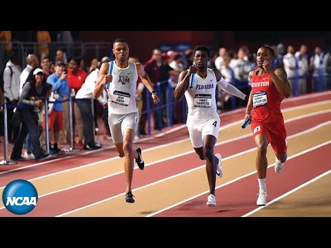 Men's 4x400m relay – 2019 NCAA Indoor Track and Field Championship