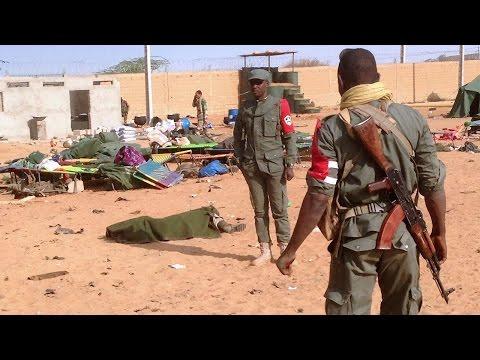 UN condemns Mali suicide bombing