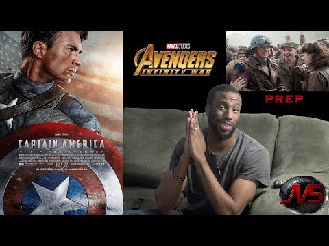 CAPTAIN AMERICA: THE FIRST AVENGER (2011) | #InfinityWar PREP - MOVIE REVIEW