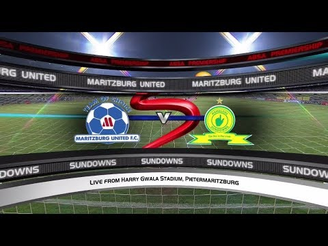 Absa Premiership 2017/18 - Maritzburg United vs Mamelodi Sundowns