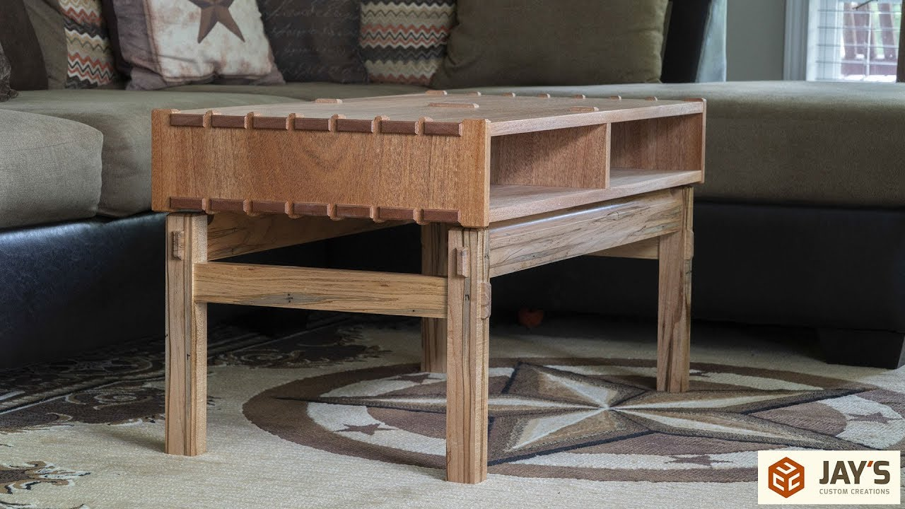 Krenov Inspired Coffee Table Part 3 The Details Embly And Finish