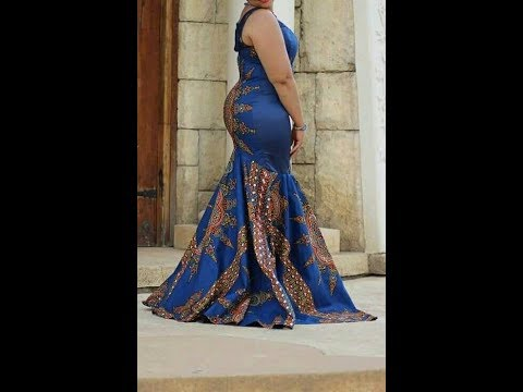 LATEST AFRICAN FASHION 2018: UNIQUE ANKARA STYLES, AFRICAN PRINT DRESSES 2018