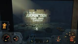Fallout 4 кино ихтиандр