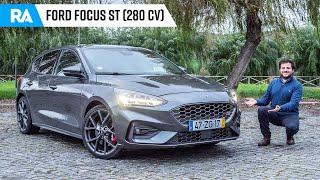 Ford Focus ST (280 cv). Um dos melhores do segmento?