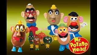 History of Mr. Potato Head Commercials