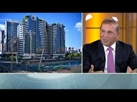 Haci İbrahim Nehramli Bloomberg TV-de