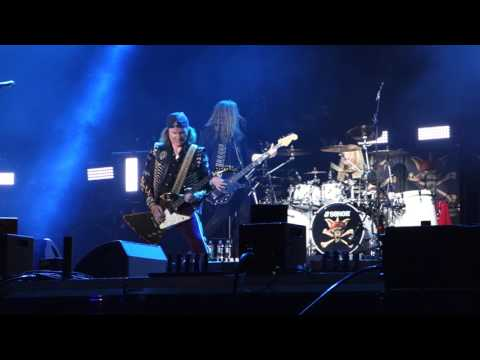 Running Wild - Riding the Storm, Masters of Rock 2017 mp3