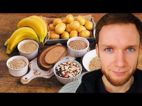 Das Geheimnis gesunder Ernährung - Wie ernährt man sich gesund? Kohlenhydrate? Vegan? Von A bis Z