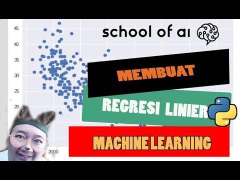 regresi-linear-sederhana-[tutorial-python-machine-learning-dgn-colab-untuk-pemula]-#indosoai