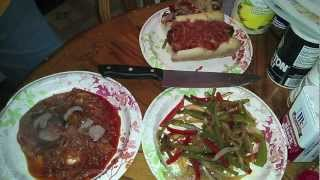 Smoked Kielbasa W/ Sauerkraut And Vegetables