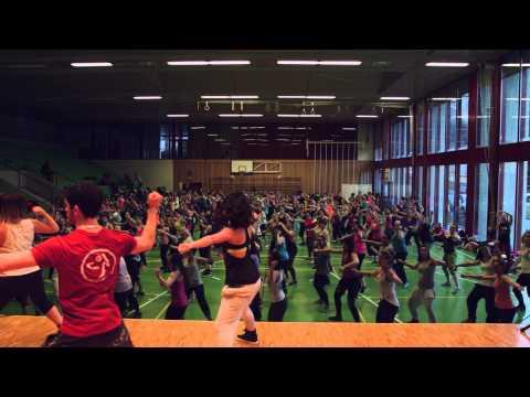 Nick Logrea Zumba® Fitness Masterclass by Z Studio® Switzerland