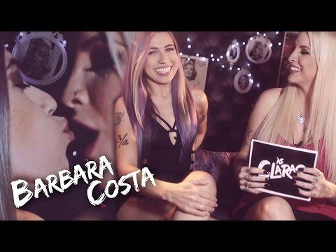 ÀS CLARAS (Entrevista 06) - BARBARA COSTA