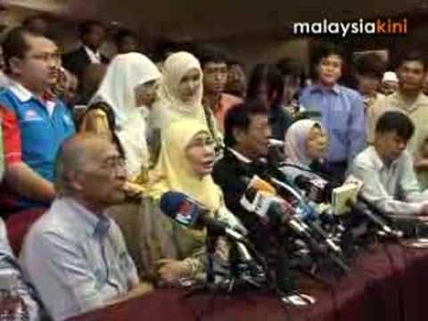 Family fully behind Anwar