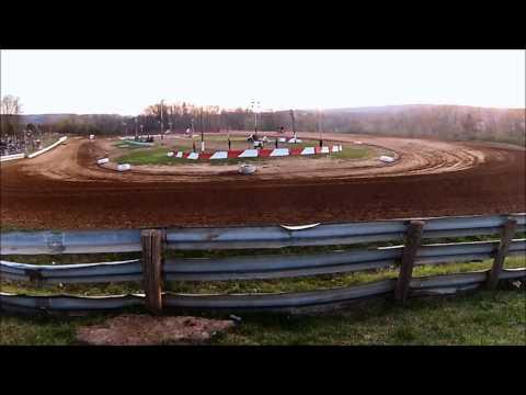 Clinton County Raceway - 305 Sprint Heat