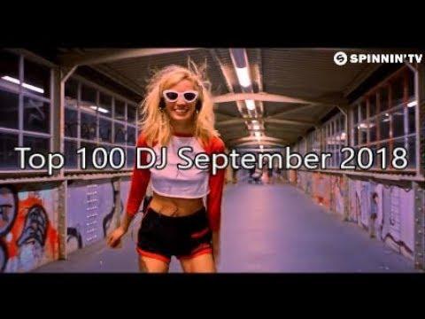 Top 100 DJ September 2018