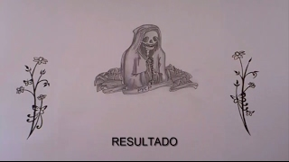 Como dibujar a la muerte 2 | How to draw to death 2