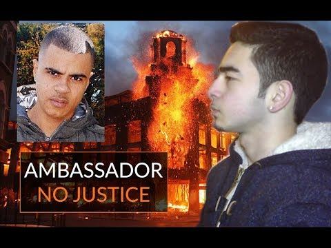 AMBASSADOR - NO JUSTICE (OFFICIAL VIDEO)