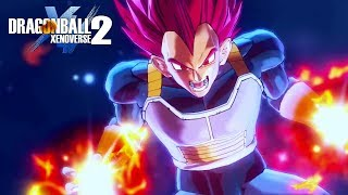 Dragon Ball Xenoverse 2 - Ultra Pack 1 Trailer - PS4/XB1/PC/SWITCH