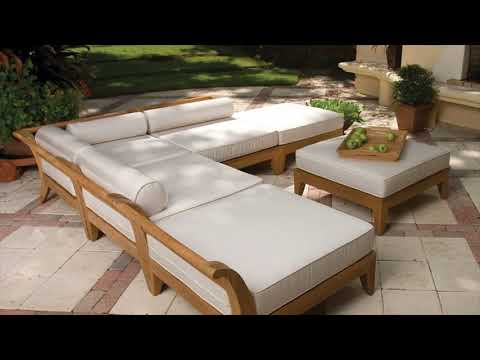 Diy Outdoor Furniture Plans