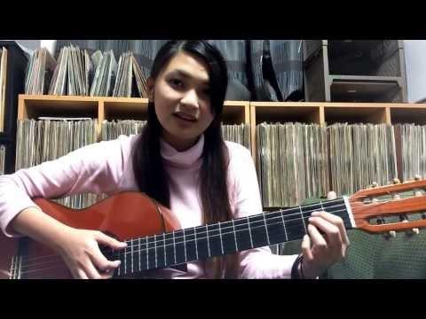 Kina grannis - valentine (cover)