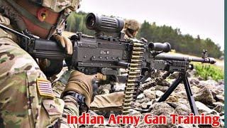ITBP Gun Assembly Rtc Karera One Minute Drill Modern Indian Army Guns