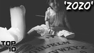 Top 10 Scary Ouija Board Stories