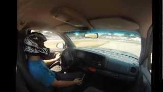 dakota driftin at the thunderdome rockford speedway