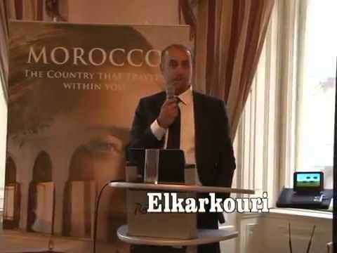 مؤتمر الاستثمار واداره الاعمال فى المغرب النمسا فيينا 18فبراير 2013 Low