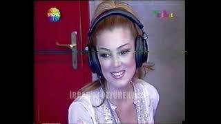 Petek Dinçöz, Doktor Tavsiyesi albümü için bir radyo programında 2005 (Televole'nin son bölümleri)