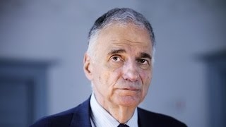 Ralph Nader on His Life as an Outspoken Citizen (2013 Interview)